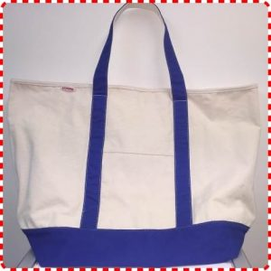 blue canvas bag-min