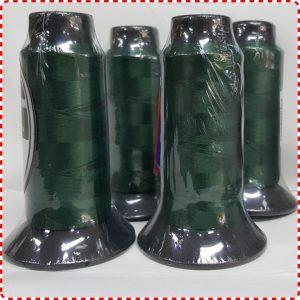 4 x 1500m Woolly Nylon - Green