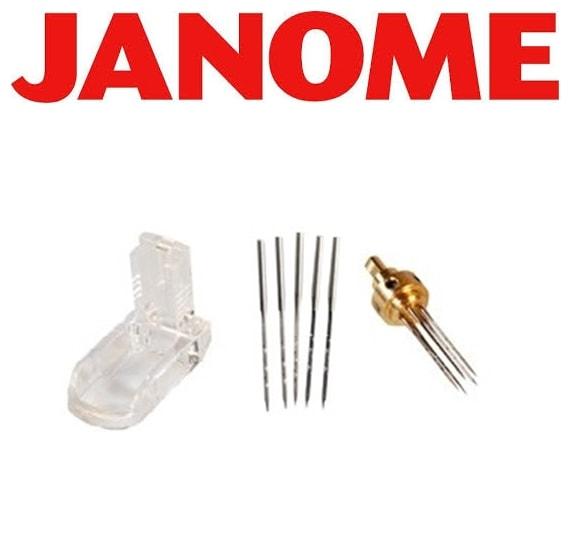 Janome Interchangeable Needle Unit Set Janome Sewing Centre