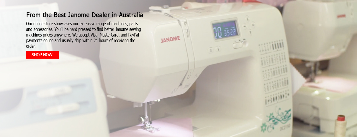 Great Deals From Janome Sewing Centre In SewingParts EBay Stores Delectable Sewing Machine Parts Store