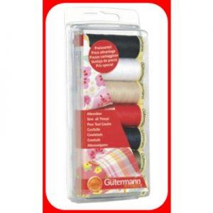Gutermann Sew All Thread Pack