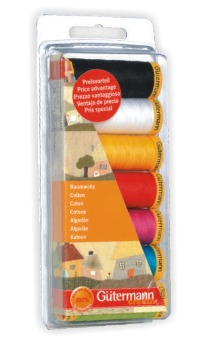 Gutermann Natural Thread Pack