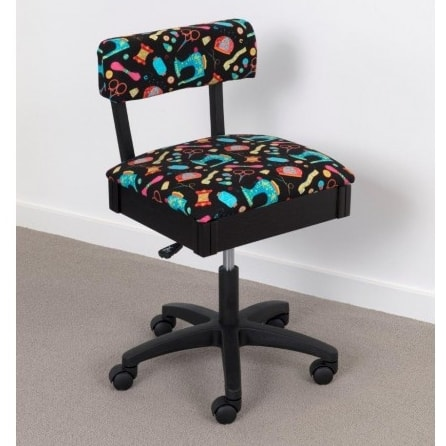 horn sewing chair - janome sewing centre