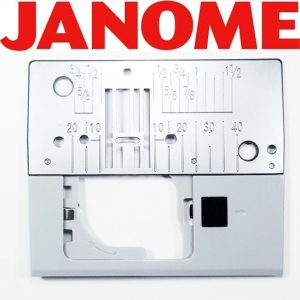 Janome Needle Plate for 6019QC, 6125QC, 6260QC-min