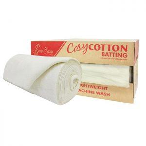 NL4218 - Sew Easy Cozy Cotton Natural Batting