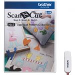 Brother ScanNCut Applique Pattern Collection CAUSB2()
