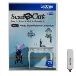 Brother ScanNCut Home-Deco Pattern Collection CAUSB3()