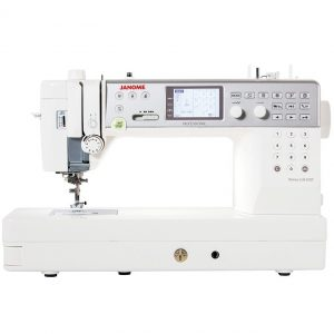 Janome MC6700P Professional Quilting and Sewing Machine