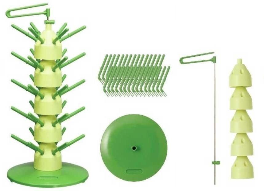 stack n' stitch thread tower