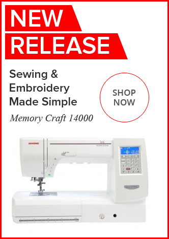 Janome Sewing Machines Brisbane Amp Aus Wide Delivery