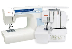 Janome Sewing Machines Brisbane & Aus Wide Delivery