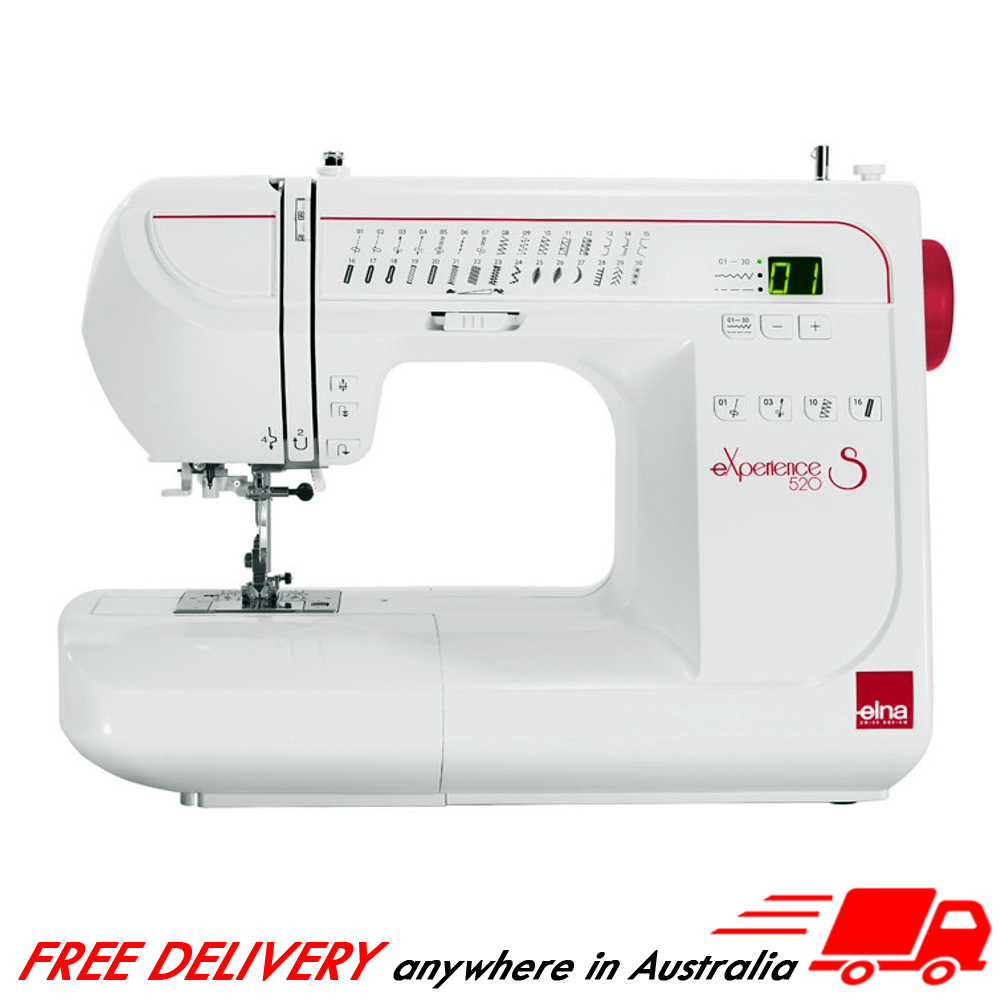 Elna Experience 520s Sewing Machine Janome Sewing Centre