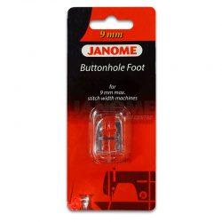 Janome 9mm Buttonhole Foot