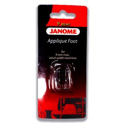 Janome Applique Foot for 9mm Models