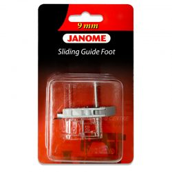 Janome Sliding Guide Foot for 9mm Models