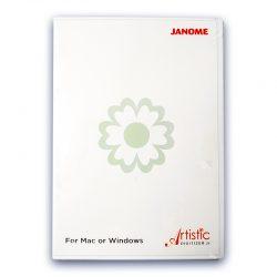 Janome Artistic Digitizer JR Software