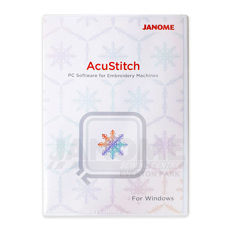 Janoem AcuStitch Software
