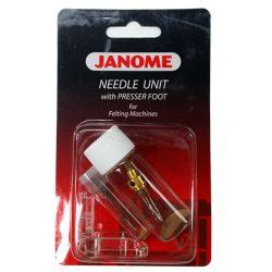 Janome 5 Needle Interchangeable Needle Unit Set