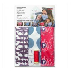 Gutermann Diy Facial Masks Kit 3Pk