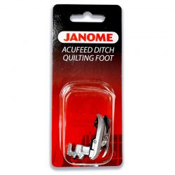 Janome 7mm AcuFeed Ditch Quilting Foot