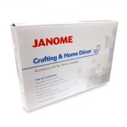 Janome Crafting & Home Décor Accessory Kit In Box
