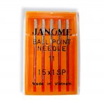 Janome Ballpoint Needles