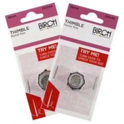 Birch Thimble