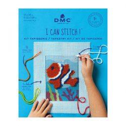 Dmc Tapestry Xxl - Clown Fish 13X18Cm