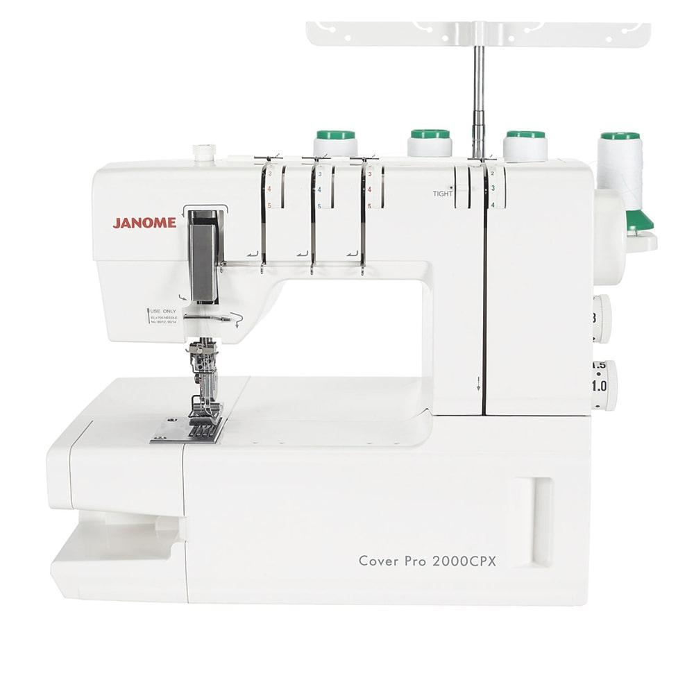 Janome CoverPro 2000CPX Cover Stitch Machine