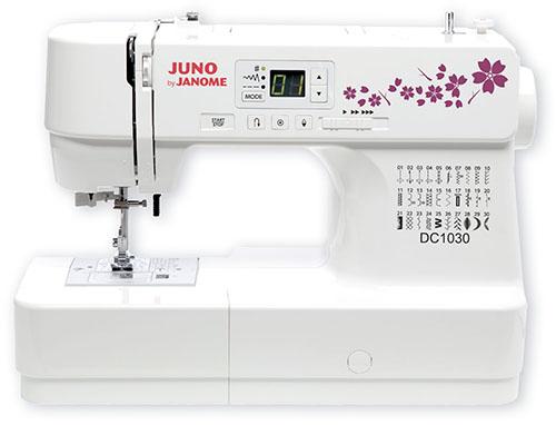 Janome DC1030 sewing machine spotlight image