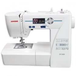 Janome DC3200 Computerised Sewing Machine