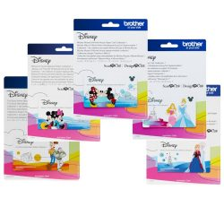Brother ScanNCut Disney Paper Craft Collections