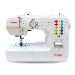 Janome's Easy to Use FD206 Sewing Machine