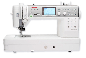 Janome Sewing Machines Overlockers and Accessories