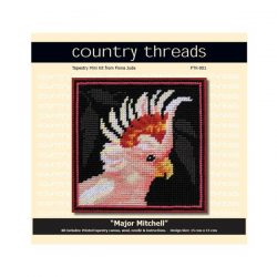 Country Threads Tapestry Kit- Major Mitchell