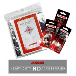 Janome HD Ruler Work Kit