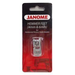Janome Hemmer Feet Set