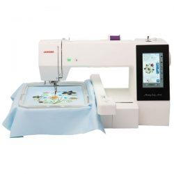 Janome Memory Craft MC500E Embroidery Machine