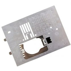 Janome Straight Stitch Needle Plate for Quick Change models