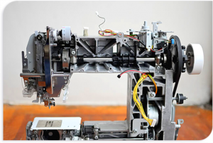 Authorised Sewing Machine Technician