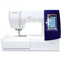 Janome MC9850 Professional Sewing and Embroidery Machine