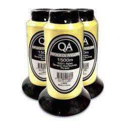 QA Woolly Nylon (Yellow)
