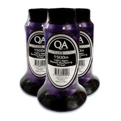 QA Woolly Nylon (Purple)
