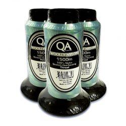 QA Woolly Nylon (Sky Blue)