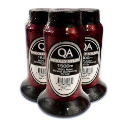 QA Woolly Nylon (Wine)