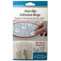 Non-Slip Adhesive Rings