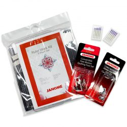 Janome Ruler Work Kit for 9mm Models