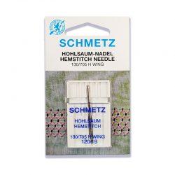Schmetz Hemstitch (Wing) Sewing Needles Size 120 / 19