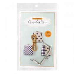 Classic Coin Purse Kit