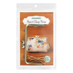 Heart Clasp Purse Kit